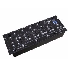OMNITRONIC EMX-5 5-Channel Club Mixer