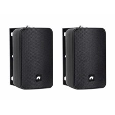 OMNITRONIC ODP-204T Installation Speaker 100V black 2x