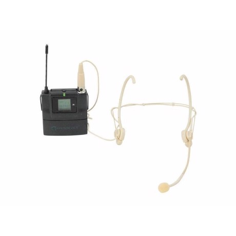 RELACART T-31 Bodypack for HR-31S with headset