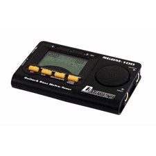 Tuner med metronome <br>Dimavery SGBM-100