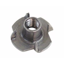ACCESSORY Nut M8, 9mm lenght