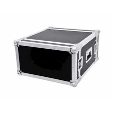 Flightcase rack. 6 unit. 45 cm. Professionel kvalitet