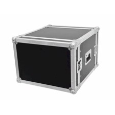 Flightcase rack. 8 unit. 45 cm. Professionel kvalitet