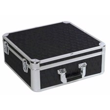 ROADINGER CD case black for 100 CDs