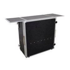 ROADINGER DJ desk foldable 1480x510x930mm