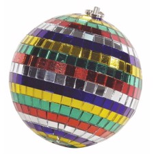 EUROLITE Mirror ball 10cm Multicolor