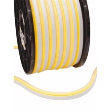 LED Neon Flex 230V EC yellow 100cm