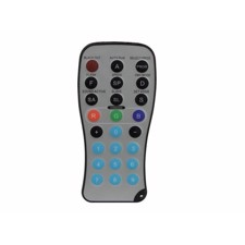 EUROLITE IR remote for LED devices