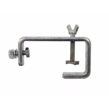 EUROLITE TH-52 Theatre Clamp silver