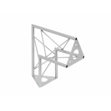 DECOTRUSS SAC-24 corner /\ 90° silver