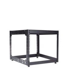 Caymon 19 rack åben ramme 500 mm dyb,  9 unit