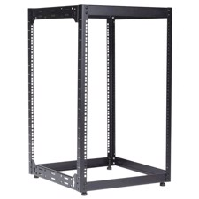 Caymon 19 rack åben ramme 500 mm dyb, 18 unit