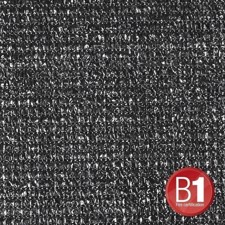 Adam Hall Gauze, material 100 sold by the meter, 3m wide, black - 0155100 B