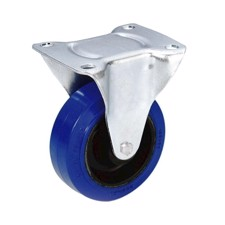 Guitel Castor 100 mm with blue Wheel - 37022