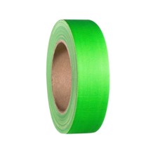 Adam Hall Gaffer Tapes Neon Green 38mm x 25m - 58065 NGRN