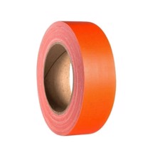 Adam Hall Gaffer Tapes Neon Orange 38mm x 25m - 58065 NOR