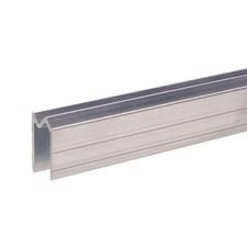 Adam Hall Aluminium Hybrid Lid Location for 13 mm Material - 6100