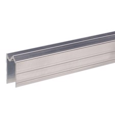 Adam Hall Aluminium Hybrid Lid Location for 7 mm Material without Chamfer - 6102 ALT