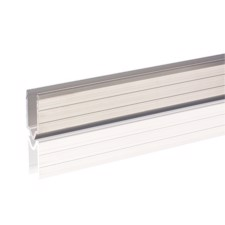 Adam Hall Aluminium Lid Location male for 9.5 mm Material - 6123 M