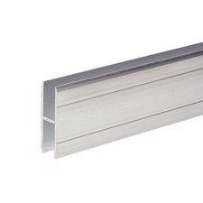 Adam Hall Aluminium H-Section 10 mm for Joining large Panels - 6127