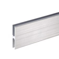 Adam Hall Aluminium H-Section heavy duty Version for Joining 10 mm Panels - 6128