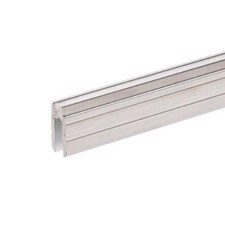 Adam Hall Aluminium Hybrid Lid Location for 4 mm Material - 6132
