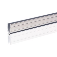Adam Hall Aluminium Lid Location male for 7 mm Material - 6142 M