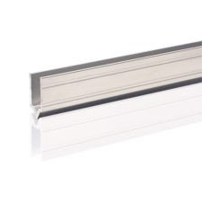 Adam Hall Aluminium Lid Location male for 9.6 mm Material - 6144 M