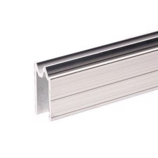 Adam Hall Aluminium Hybrid Lid Location for 10 mm Material - 6203