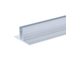 Adam Hall Aluminium Channel for 7 mm Dividing Walls - 6210