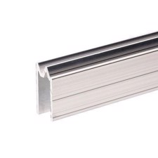 Adam Hall Aluminium Hybrid Lid Location for 9.5 mm Material - 6304