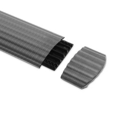 Defender End Ramp grey for 85160 Cable Crossover 4-channels - Office ER GREY