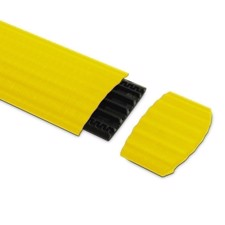 Defender End Ramp yellow for 85160 Cable Crossover 4-channels - Office ER YEL