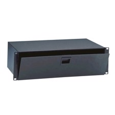 Adam Hall Rackbox with Latch 3 U - 87303