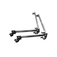 Bütec Transport and storage system ROLL RACK, 4-part incl. 2 tensioning straps - 5450