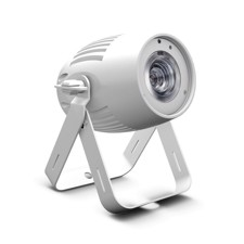 Cameo Compact Spotlight with 40W Cold White LED in White Housing - Q-SPOT 40 CW WH