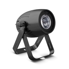 Cameo Compact spot with 40 W WW-LED finished in black - Q-SPOT 40 WW
