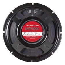 "Eminence 10"" Speaker 20 W 8 Ohm - George Alessandro 10-SC64"