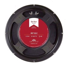 "Eminence 10"" Speaker 50 W 8 Ohm - Red Fang 10 CA"