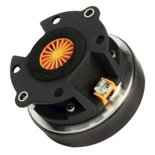"Faital Pro 1"" Compression Driver 40 W 8 Ohms - HF 105 A"