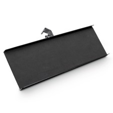 Gravity Microphone Stand Tray, 400 mm x 130 mm - MA TRAY 2