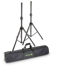 Gravity Set of 2 Speaker Stands with Bag - SS 5211 B SET 1