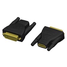 Adam Hall Adapter HDMI 19 female to DVI 25 male - KCBSP 410