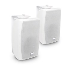 "LD 4"" 2-way wall mount speaker white (pair) - Contractor CWMS 42 W"