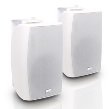 "LD 5.25"" 2-way Wall Mount Speaker white (pair) - Contractor CWMS 52 W"