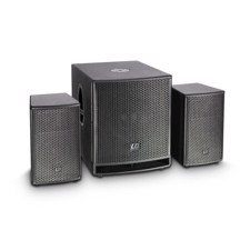 "LD Compact 12"" active PA System - DAVE 12 G3"