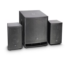 "LD Compact 18"" active PA System - DAVE 18 G3"