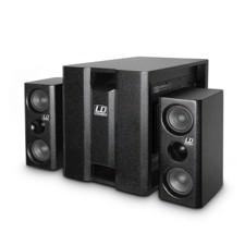 LD Compact active PA system - DAVE 8 XS