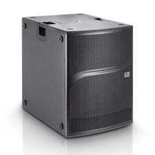 "LD 18"" active PA Subwoofer with DSP - DDQ SUB 18"