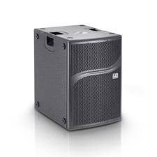 "LD 2 x 12"" active PA Subwoofer with DSP - DDQ SUB 212"
